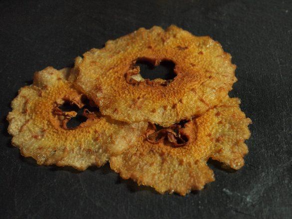 chips poires