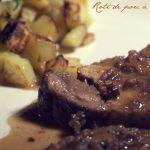 Roti de porc a la Kriek