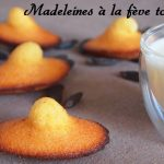 madeleines feve tonka