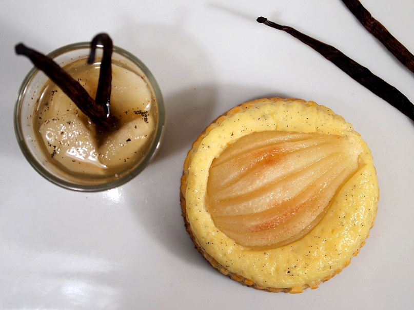 desserts poires
