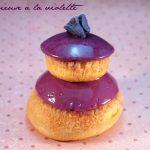 religieuse violette