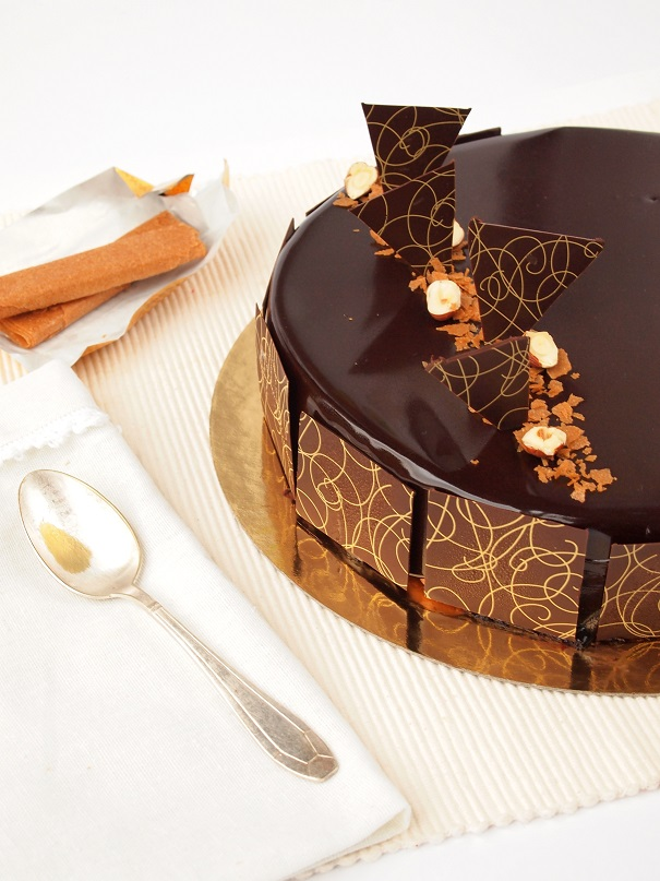 royal chocolat cap patissier