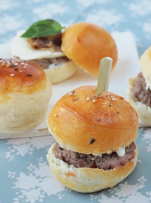 buns pour burger