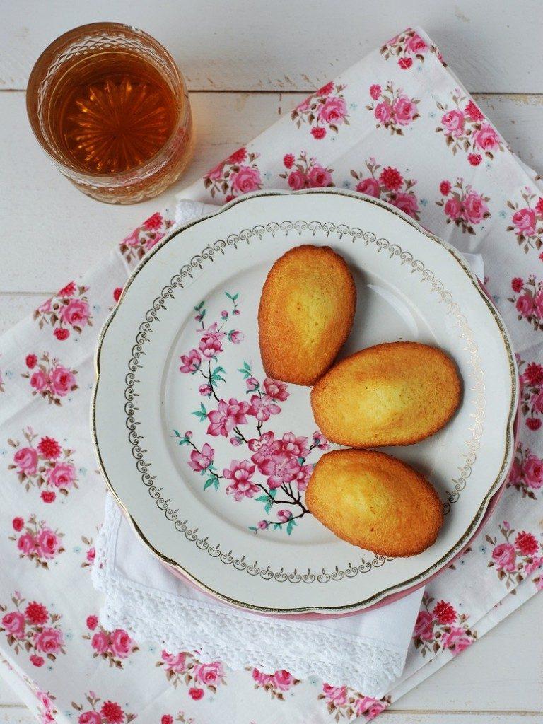 recette bosses madeleines - http://www.confitbanane.com/
