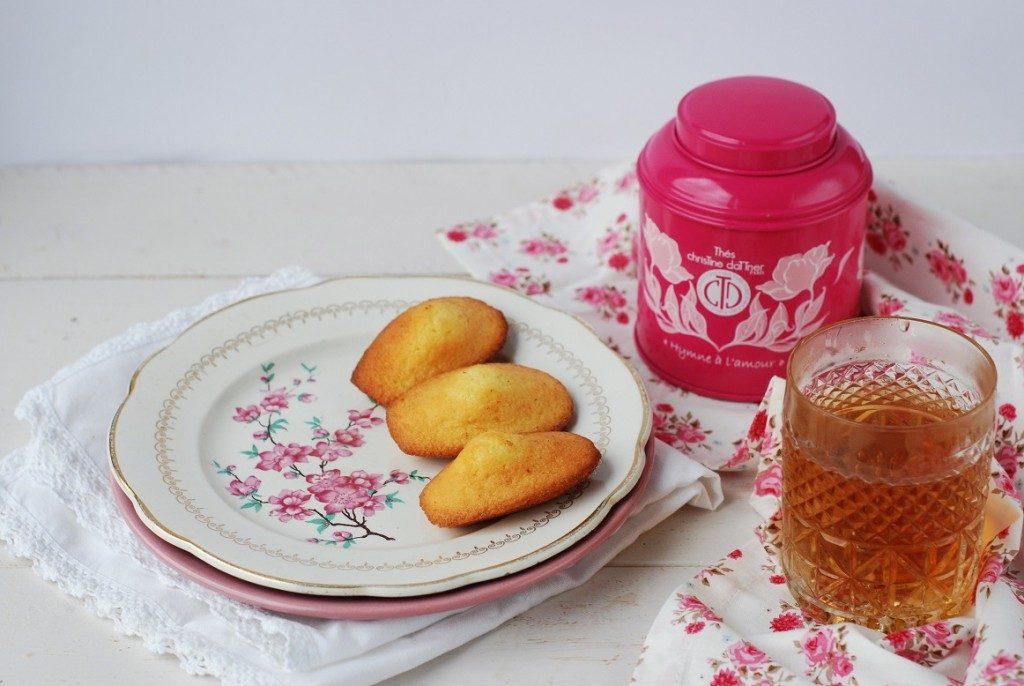 recette madeleine - http://www.confitbanane.com/