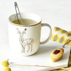 Des financiers bergamote noix de pecan, la recette parfaite à l'heure du thé - http://www.confitbanane.com/