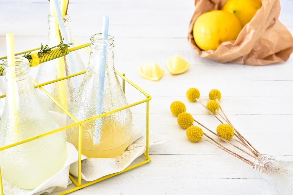Sirop de citron bergamote fait maison #bergamote #homemade #sirop