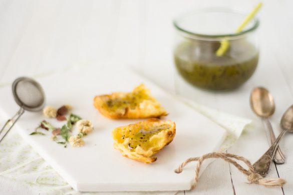 Les recettes de Confit Banane : confiture de kiwis et pommes faites maison. Une recette facile et rapide pour des confitures maisons - http://www.confitbanane.com
