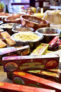 Battle culinaire blogueur à la mère poulard