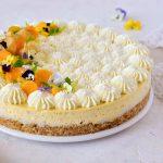 Recette du cheesecake au citron vert avec une couche de rocher coco - Confit Banane