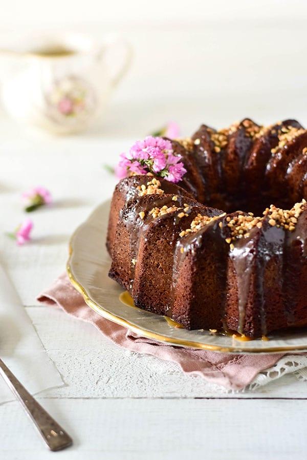 Cake Chocolat Caramel Beurre Sal Ef Bf Bd