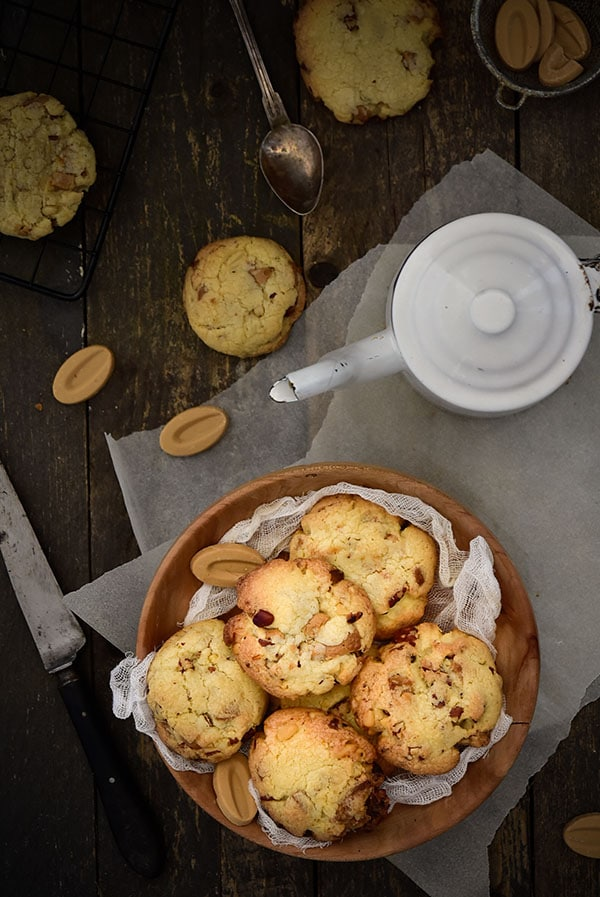 Une recette de #cookies croustillant et moelleux à la fois -- Confit Banane