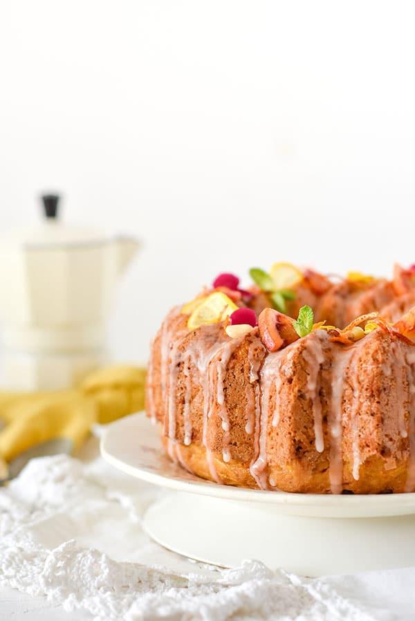 Food picture carrot cake façon carrot cake -- par Confit Banane