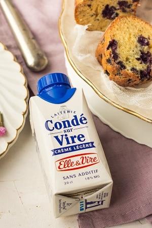 cake à la crème liquide allégée et ultra moelleux