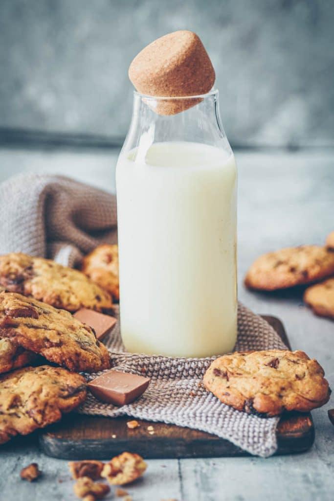 Une recette de cookies gourmande et facile -- recette de Confit Banane