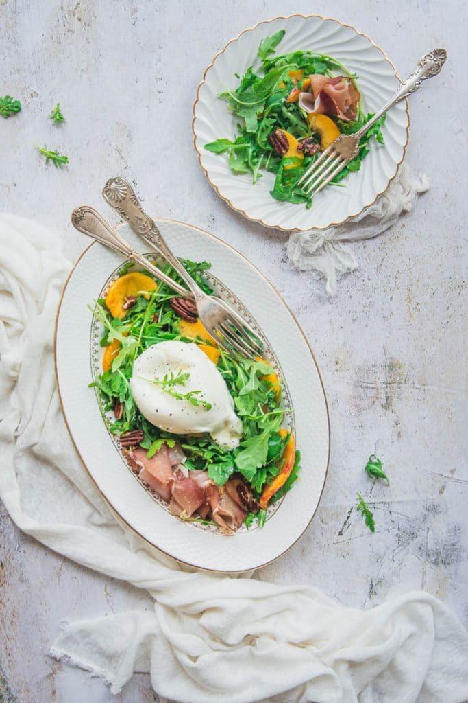 La recette de salade aux pêches idéale pour l'été -- recette de Confit Banane