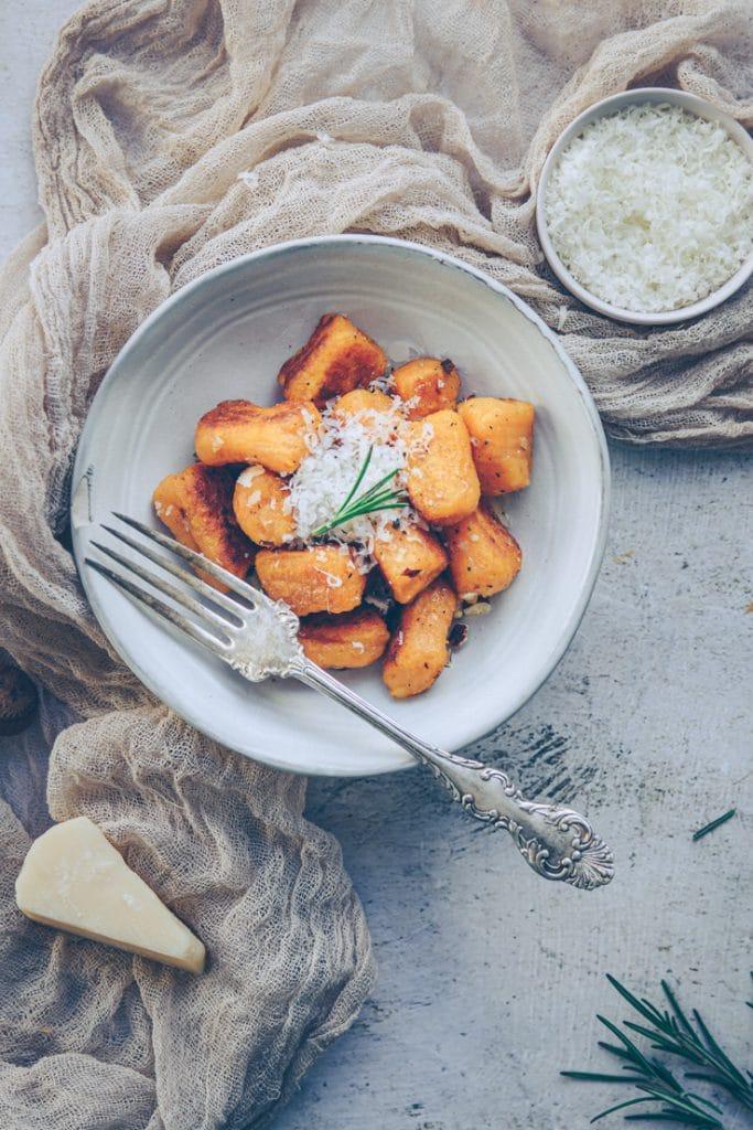 best recipes homemade sweet potatoes gnocchi - confitbanane