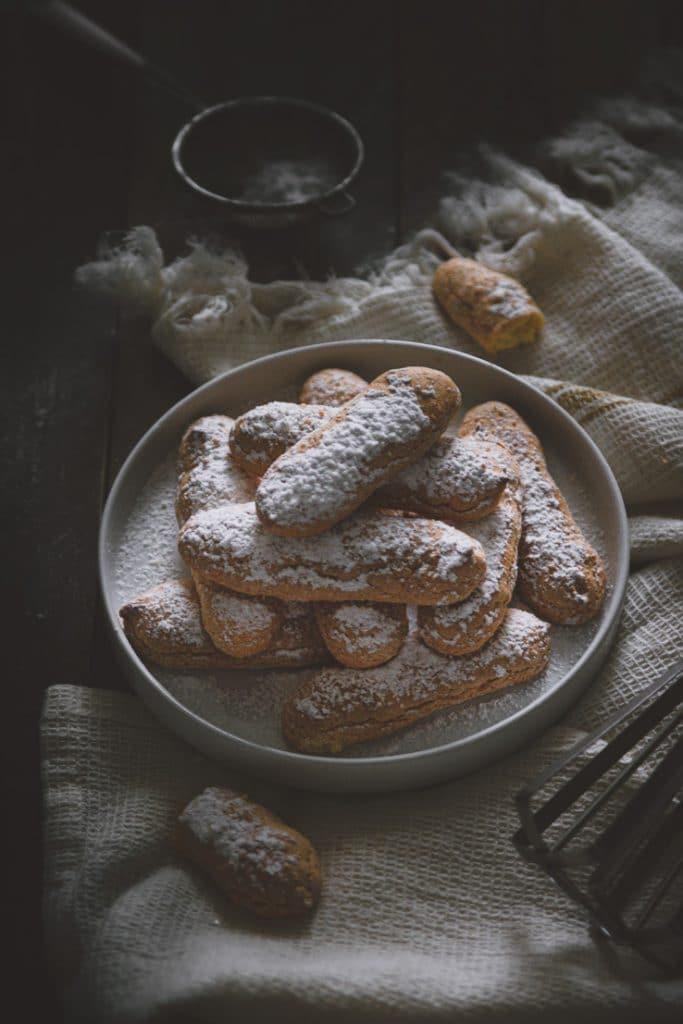 recette de biscuits à la cuillère facile & rapide - confit banane