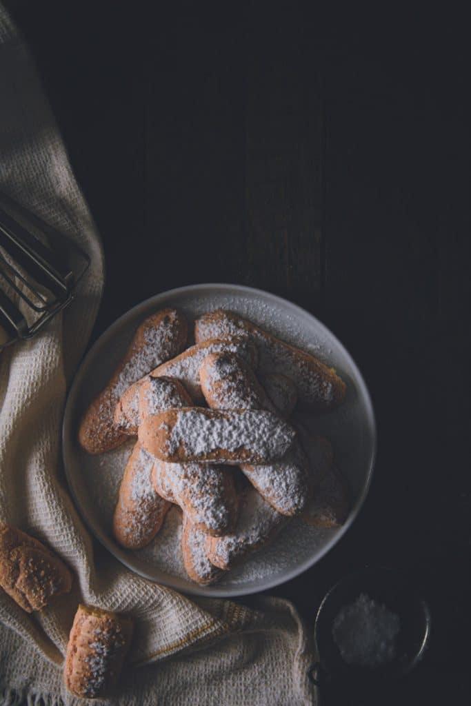 La recette des biscuits à la cuillère facile & rapide - confitbanane