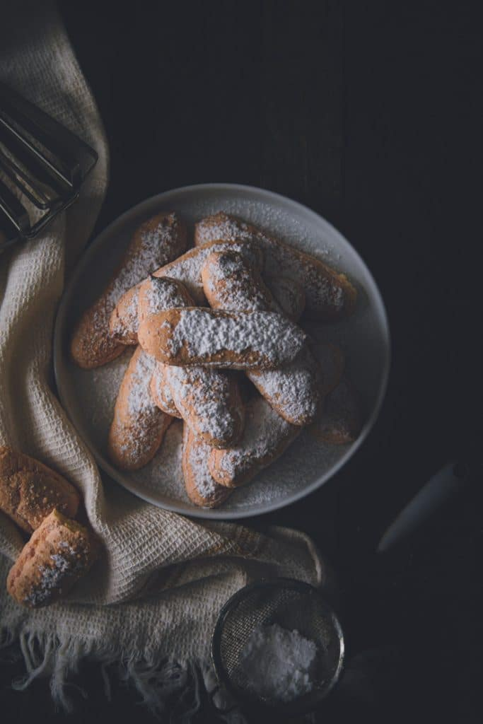 recette maison des biscuits cuillère - confitbanane