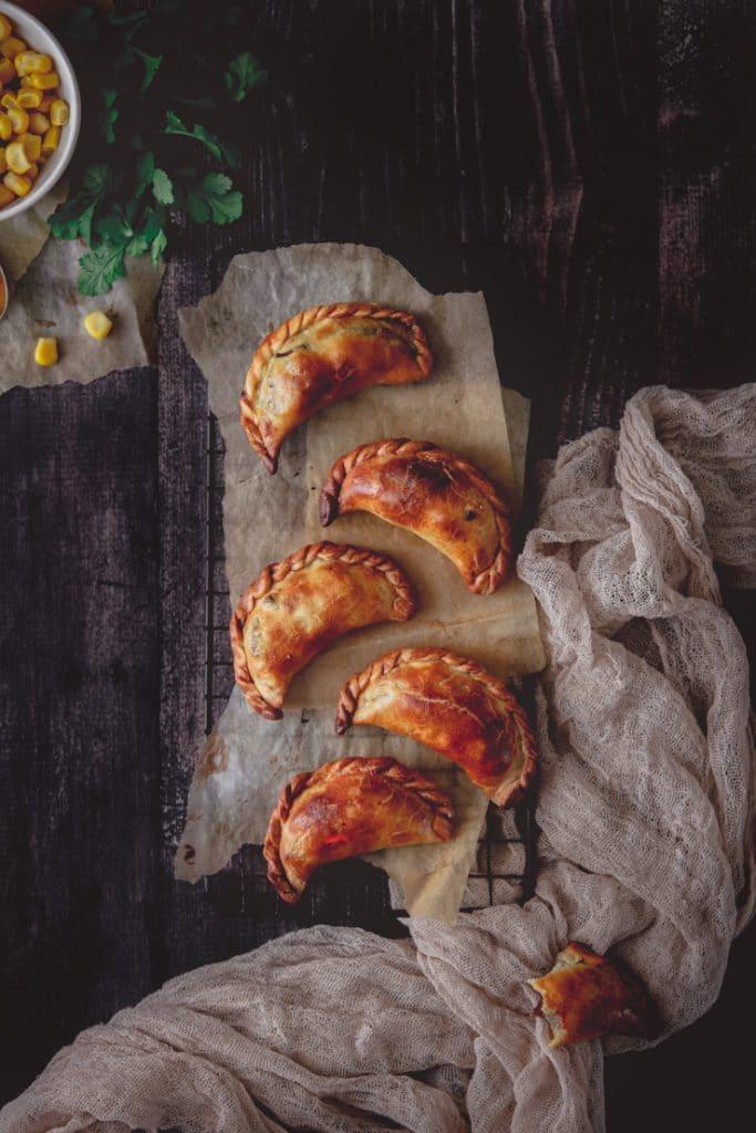 recette d'empanadas revisité au confit de canard - confitbanane