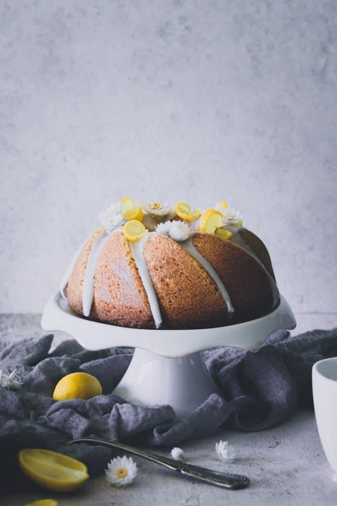 recette de bundt cake comme une madeleine