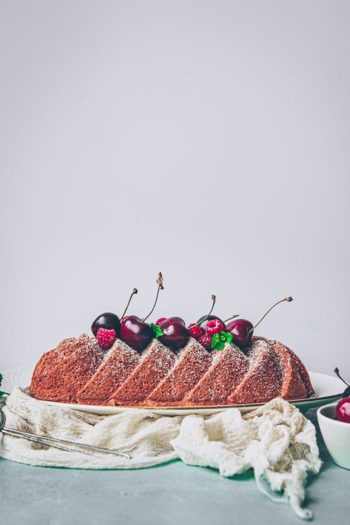 cake au mascarpone facile - confitbanane