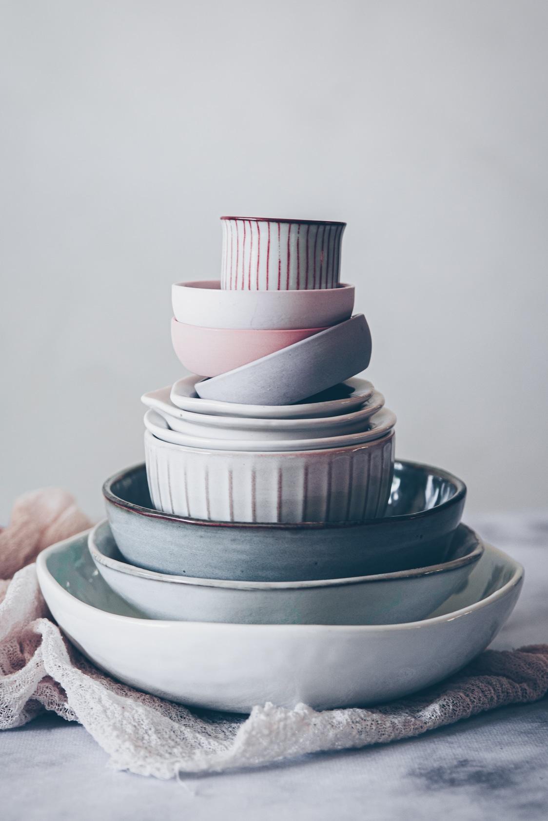 Creer sa collection de props pour la photographie culinaire & le stylisme - confitbanane