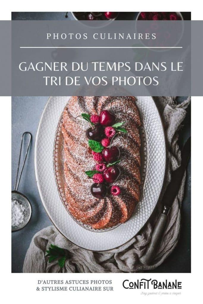 astuces lightroom - photographie culinaire - stylisme culinaire- astuces photos -améliorer son workflow sur lightroom -confitbanane