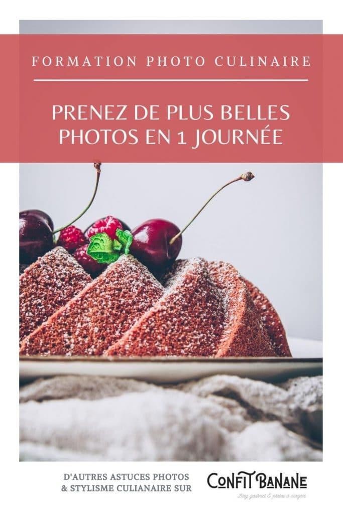 formation en live de photographie & stylisme culinaire - confitbanane
