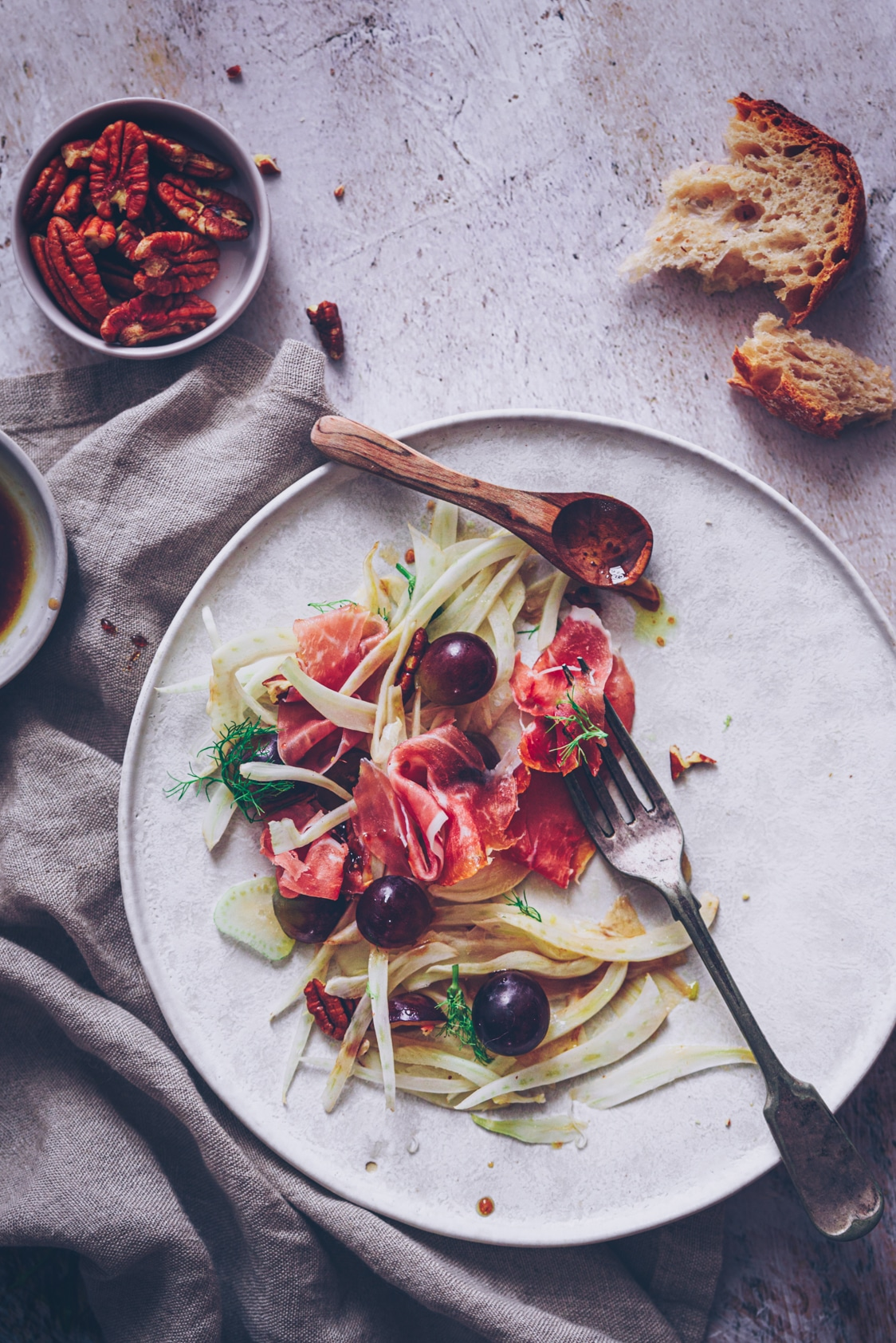 fennel recipes photography - confitbanane
