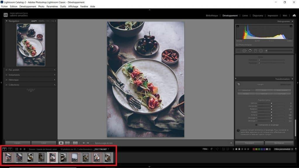 trier et sélectionner facilement et rapidement ses photos sous lightroom - confitbanane