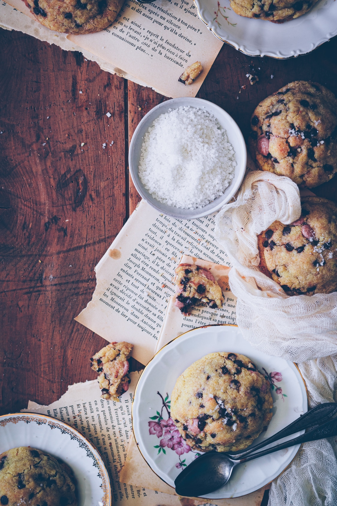 Cookies maison pour le gouter