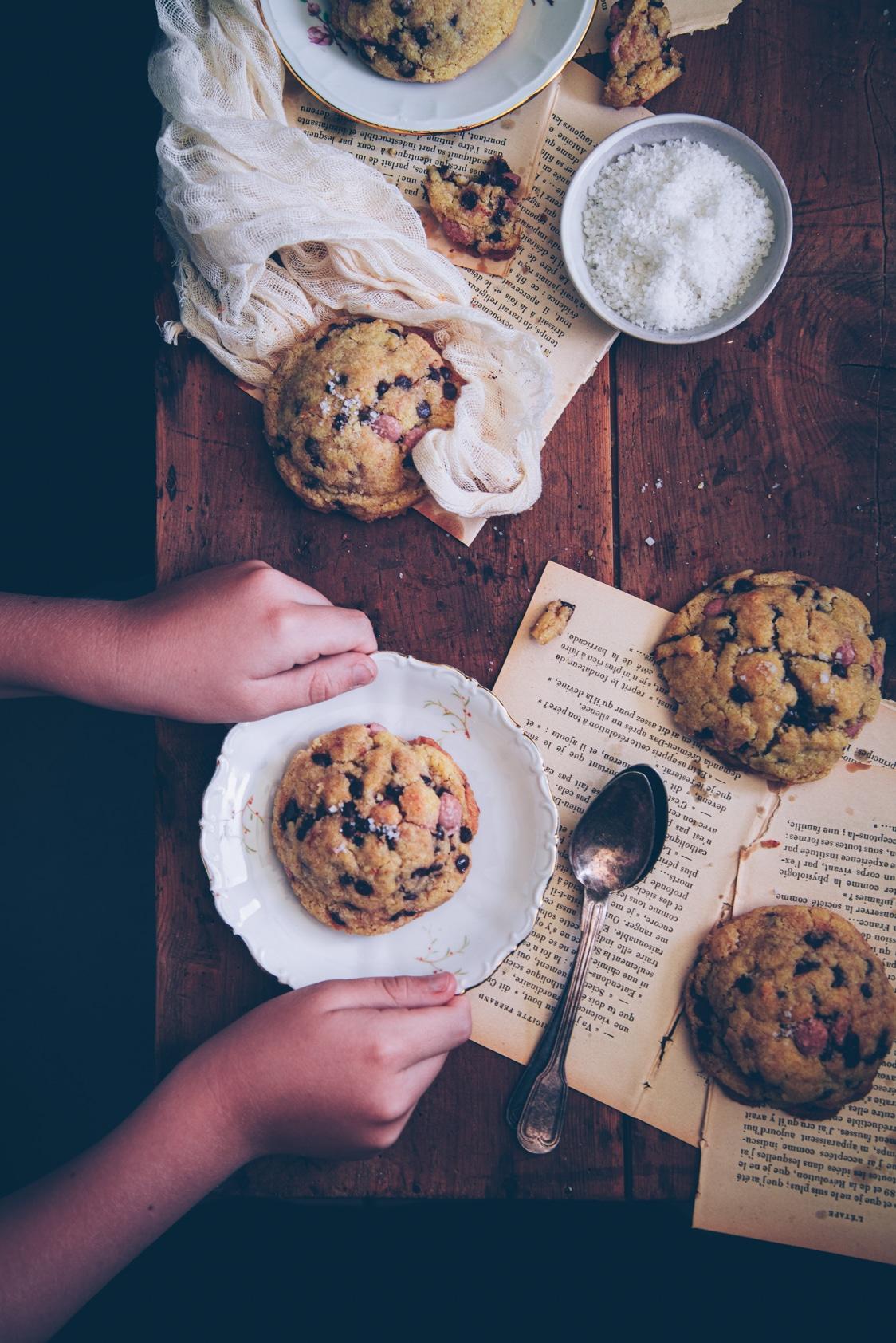 Recette des cookies au chocolat parfait