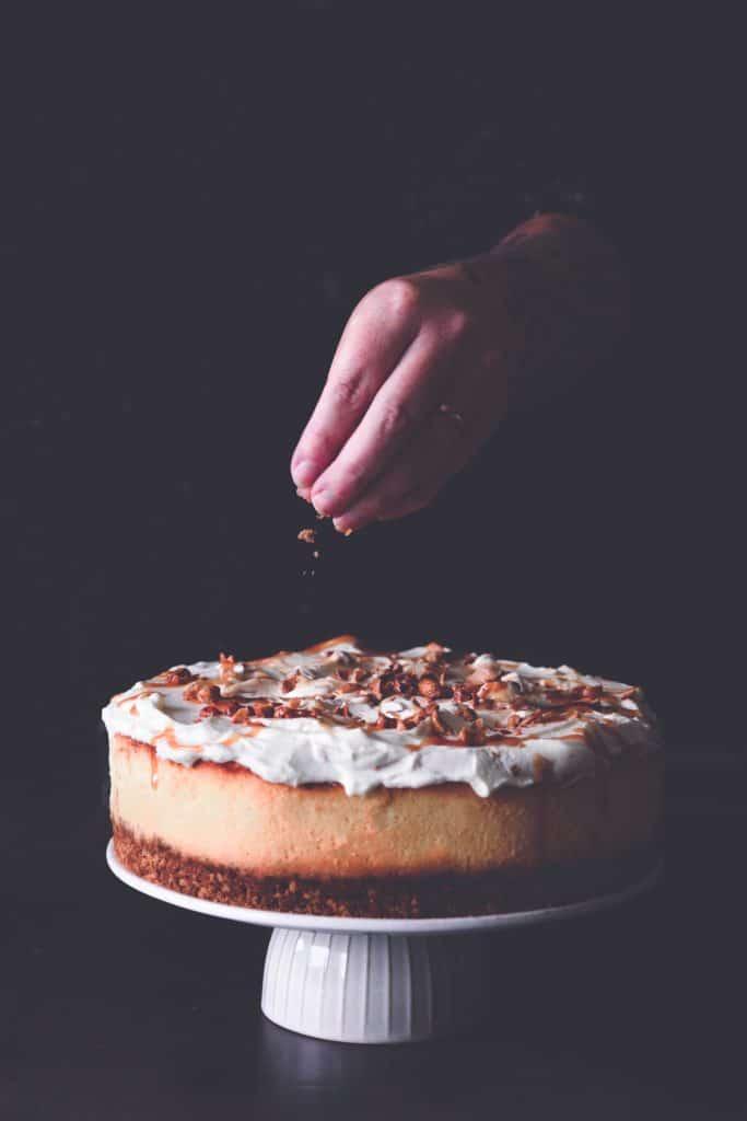 Recette de banofee cheesecake - confitbanane