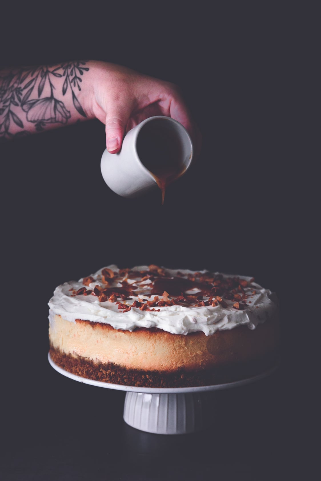 La meilleure recette de cheesecake de l'année - confitbanane