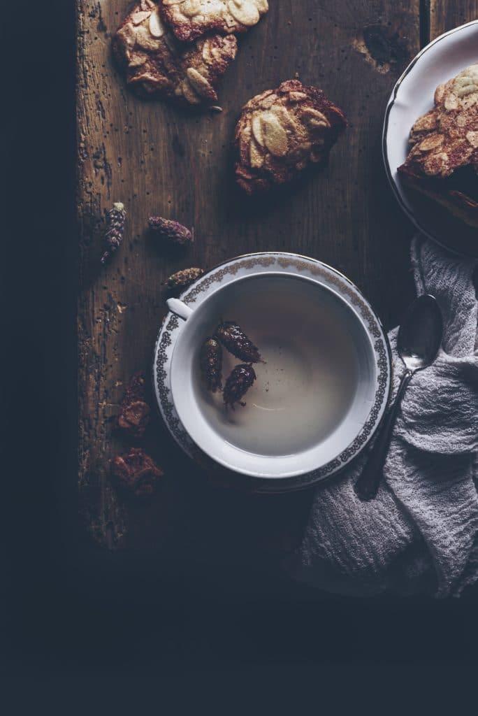 recette des meilleures tuiles aux amandes faciles