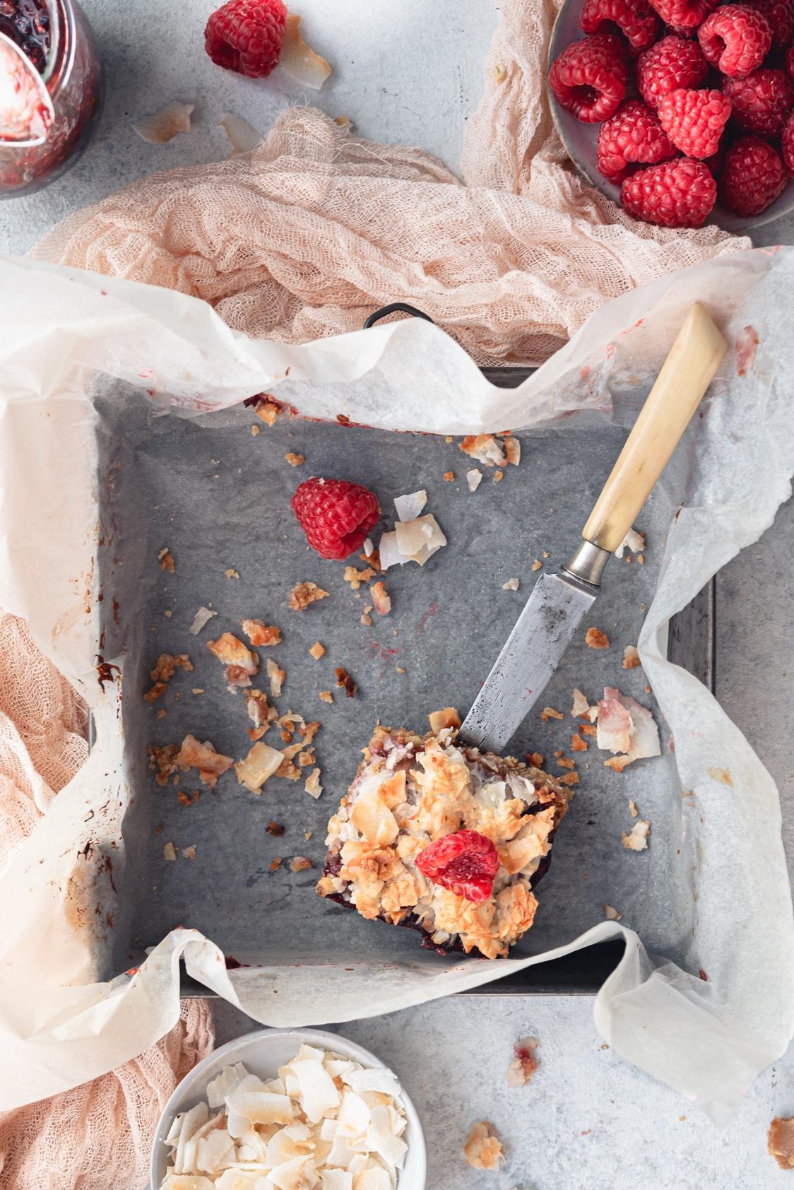 bouchées croustillantes pour utiliser reste de confiture - confitbanane