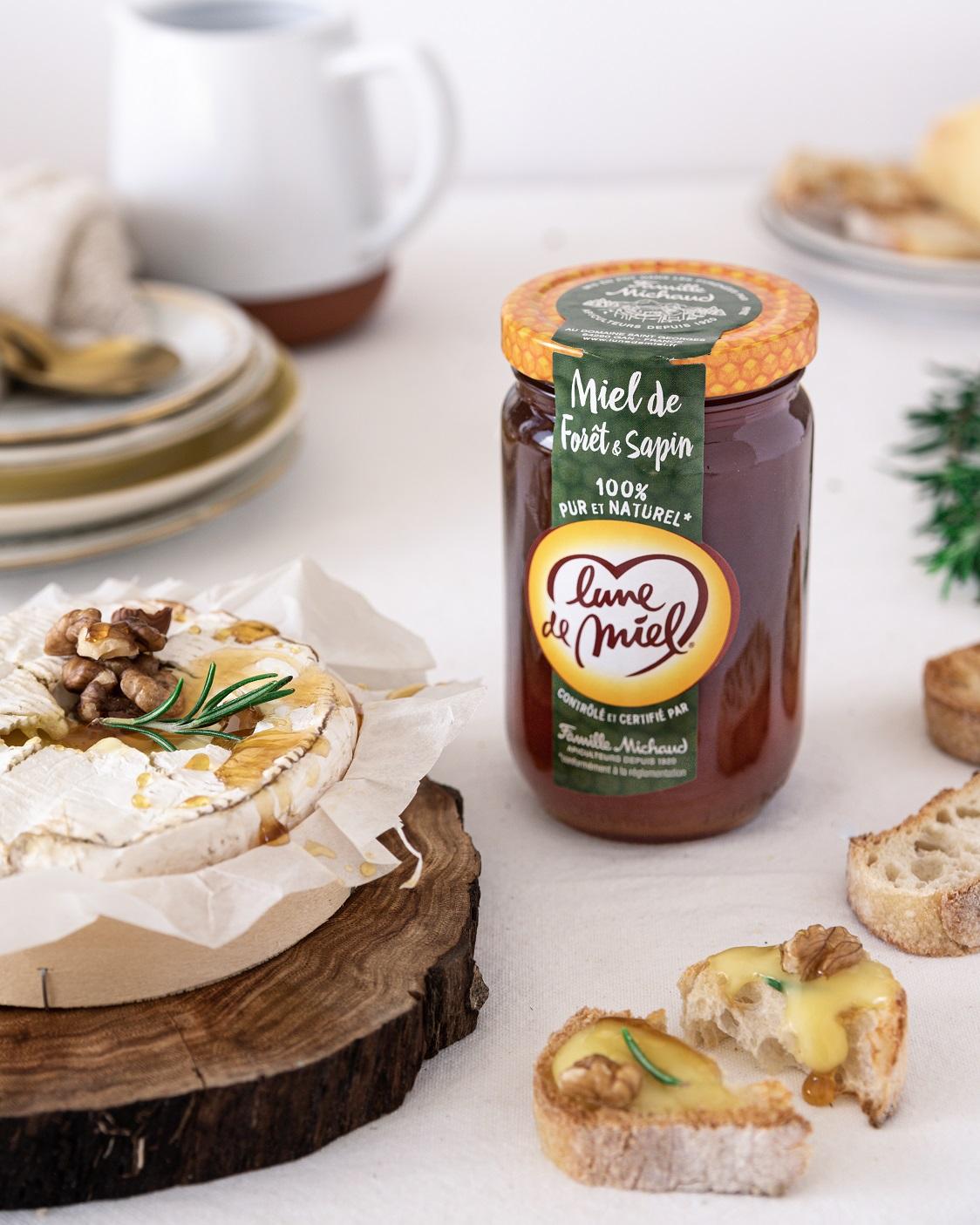 Novembre 2020 : Camembert rôti